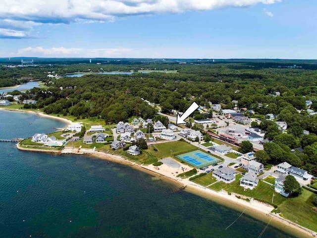 New Luxury Beach Property at Monument Beach