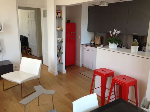 3 bedroom flat 400 m from the lake - Annecy - Appartement