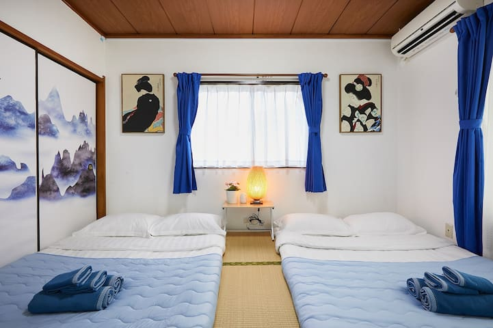#201 Comfy Guest Room in Shinjuku / 3min Station