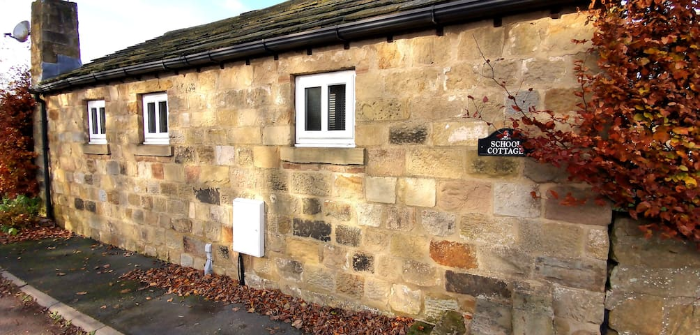 Country School Cottage Close to Harwood Estate