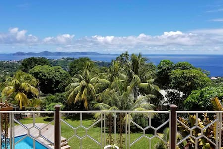 forst Villa- Best ocean view in St.Vincent!!!