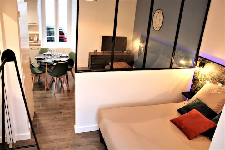 Pontivy centre, Studio Confort