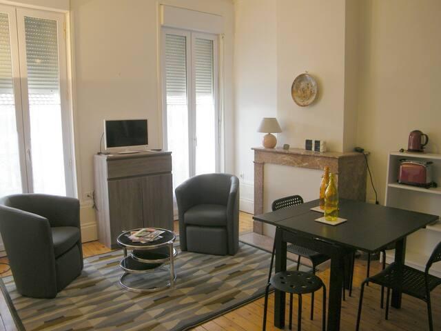 Appartement lumineux et confortable - Rochefort - อพาร์ทเมนท์