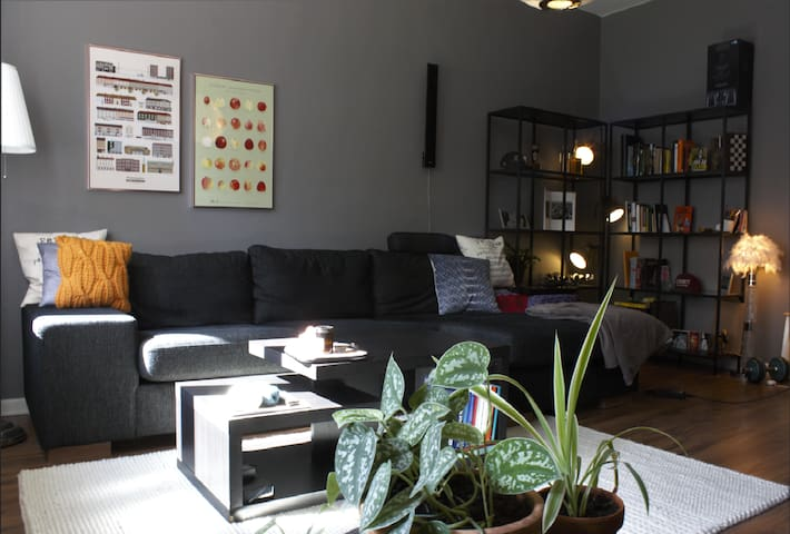 Two room apartment in Majorna