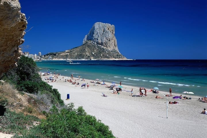 Penthouse Apartment Calpe - Calp - Flat