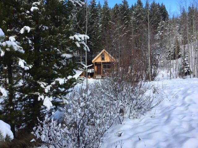Cabin at Glen Robinson B.C. - Peachland