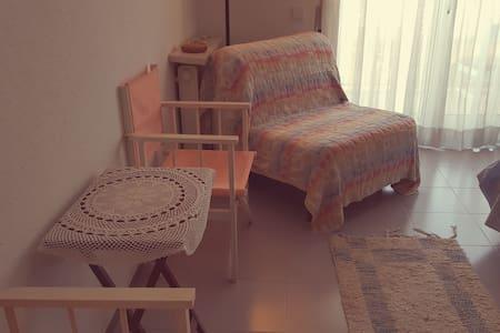 Habitación con terraza y baño privado,muy centrico - Apartment