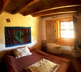Cozy Room in an Organic Farm house