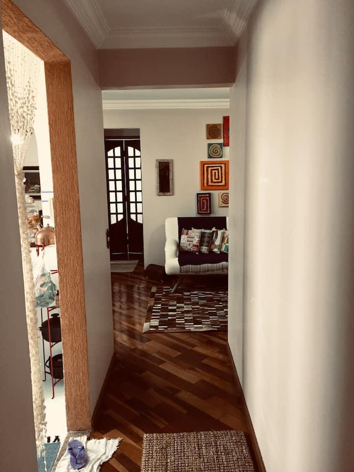 Apartamento Confortavel (Vila Santa Catarina)
