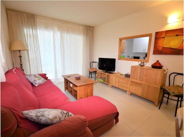 Lovely beach holiday family apartment.