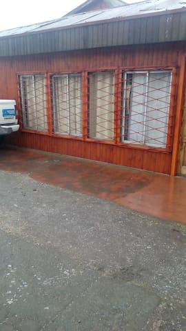Dos habitaciones para pasajeros - Concepción - Huis