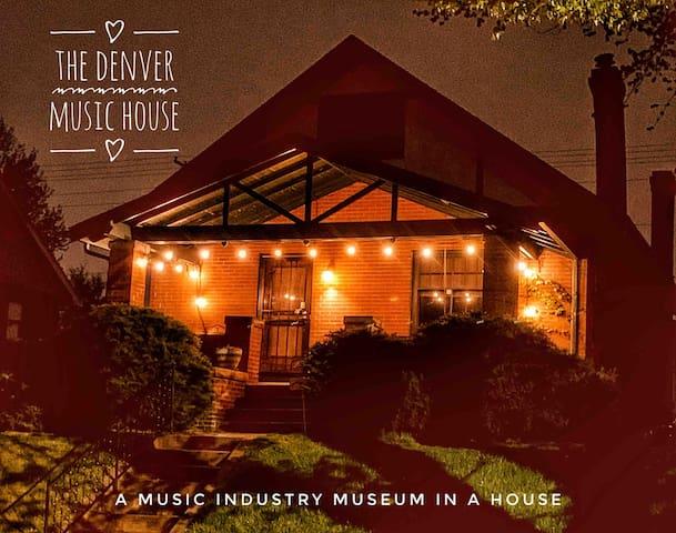 The Denver Music House!