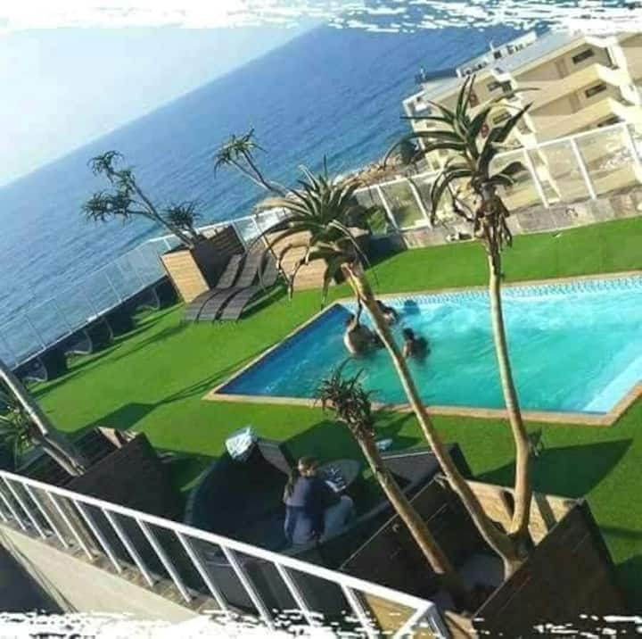 Holiday accommodation in sunny Margate kzn