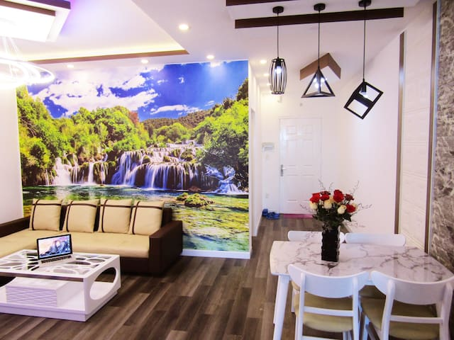 DELUXE APARTMENT WITH OCEANVIEW - TRAN PHU BEACH