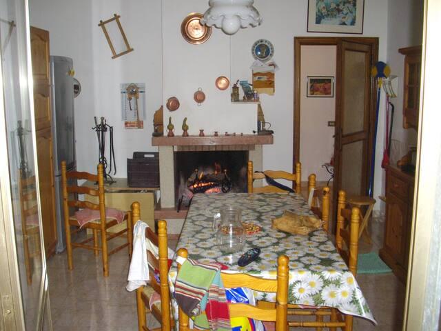 villa centro dell'Abruzzo