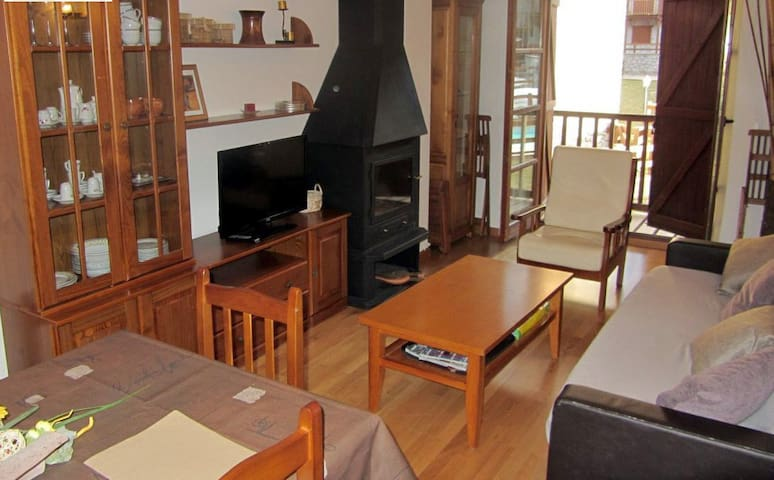 Beautiful apartment in Linsoles, Pirinees for 4 - Benasque - Apartment