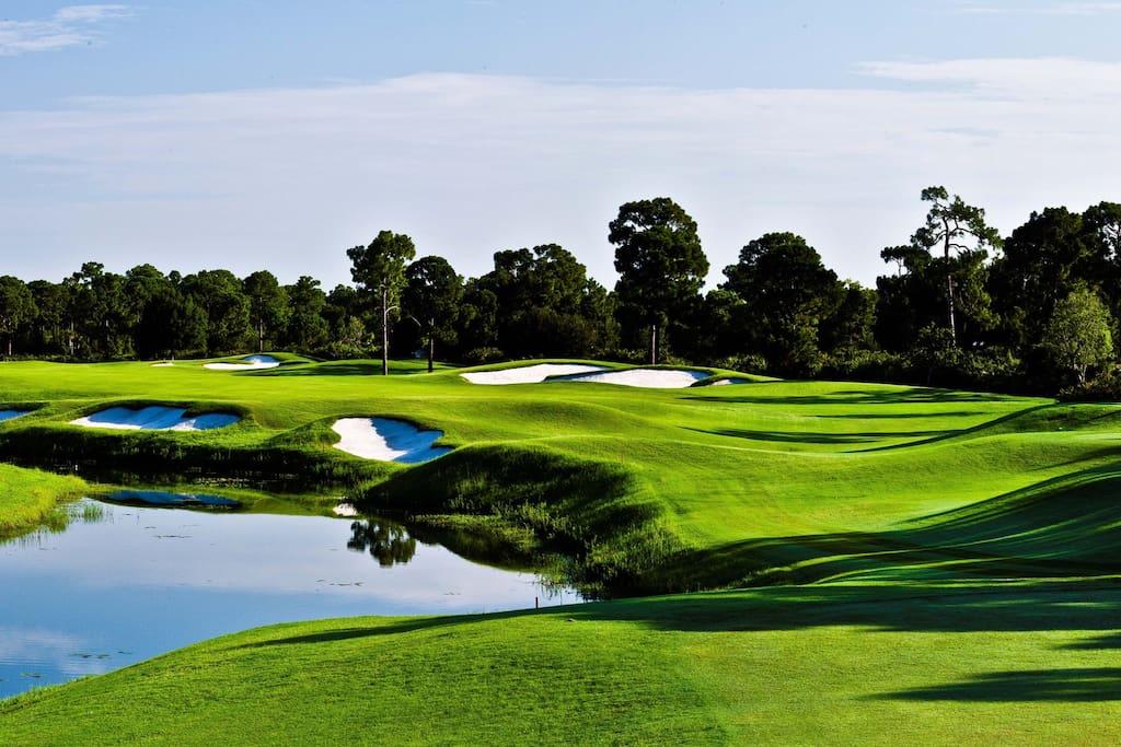 PGA Ryder Course