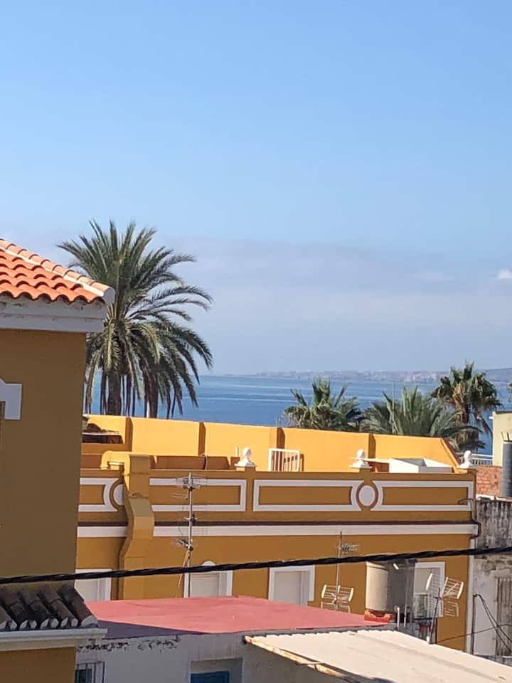 Real spanish life in Malaga