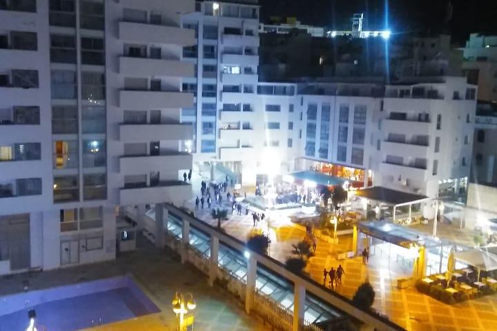 appartement boulevard MedV