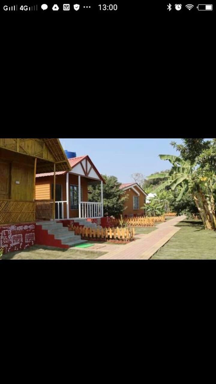 AC Farm Stay near Mumbai with Pool n Sunrise view