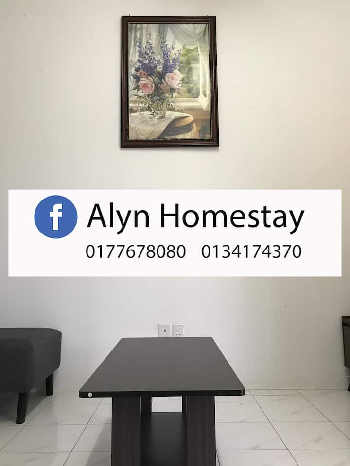 Alyn Homestay Batu Pahat
