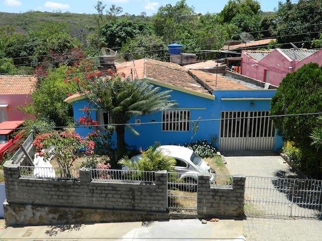 Lá em CASA - Convite ao Aconchego e Paz Triunfo-PE