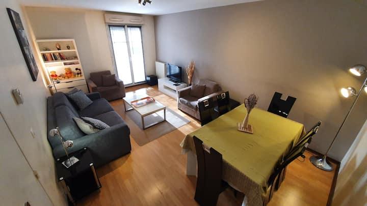 Apartment in Chessy near DisneyLand and Paris