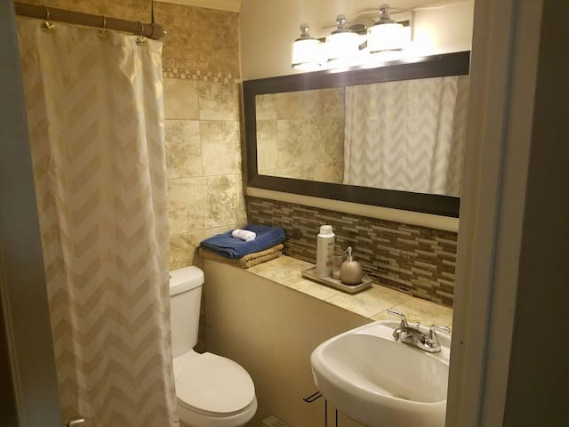 Master Bedroom! Private Entrance! - Lynn - Apartment