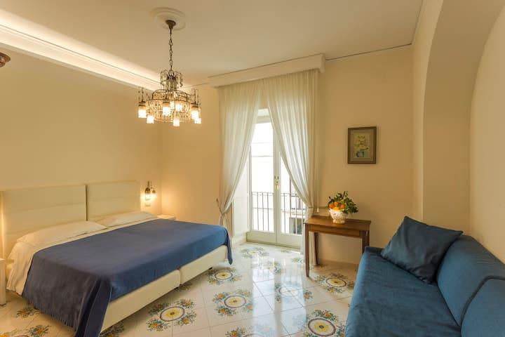 Wonderful suite in Sorrento