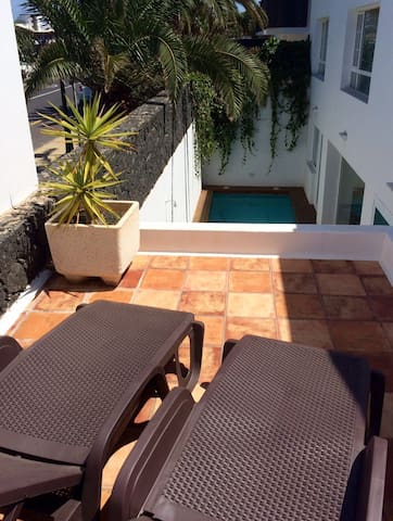 Modern spacious House, Privacy and Pool - Costa Teguise - House