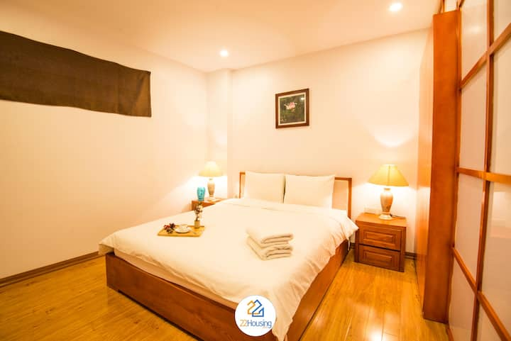 Japanese style apartment - Hanoi/near Lotte/Daewoo