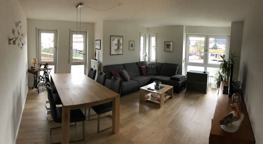 Cozy apartment close to Basel