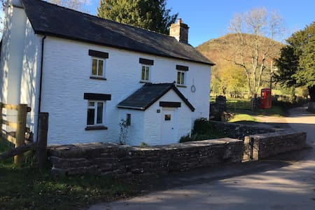 Chapel Farm, cottage in the Black Mountains