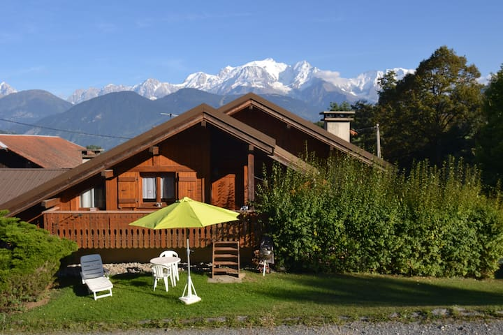 Studio  le cocon - Sallanches - Chalet