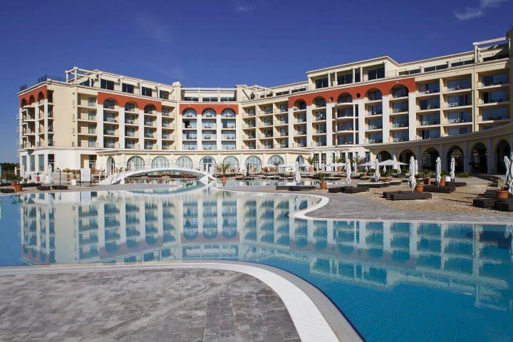 3 vær. i skønt spa og golf resort - Balchik - Apartment