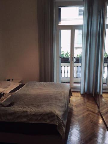 Bright Room in Brera close to City Center