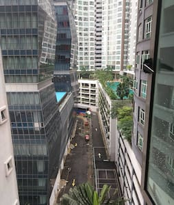 Centric, modern Apartment at DISCOUNT - 吉隆坡 - 公寓