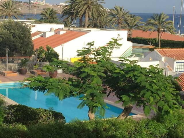 Beach Villa la marina Pasito Blanco - Pasito Blanco - Villa