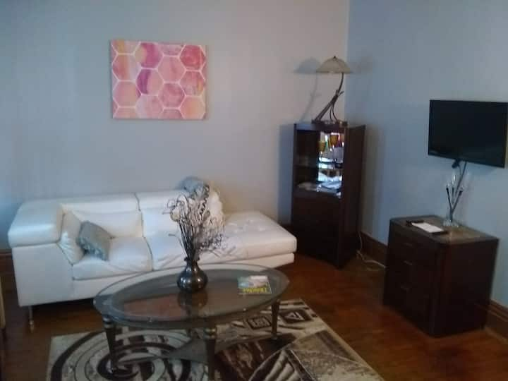 Lovely spacious private apartment in Allentown