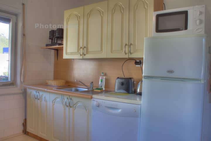 Spacious apartment for 8 people in town Zreče