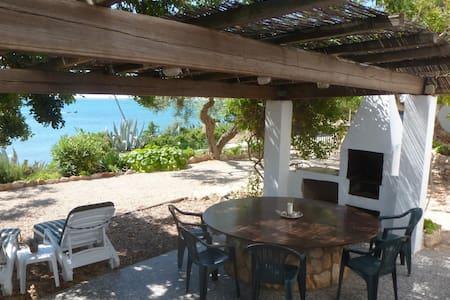 Villa a pie de playa con impresionantes vistas - L'Ampolla - 別荘