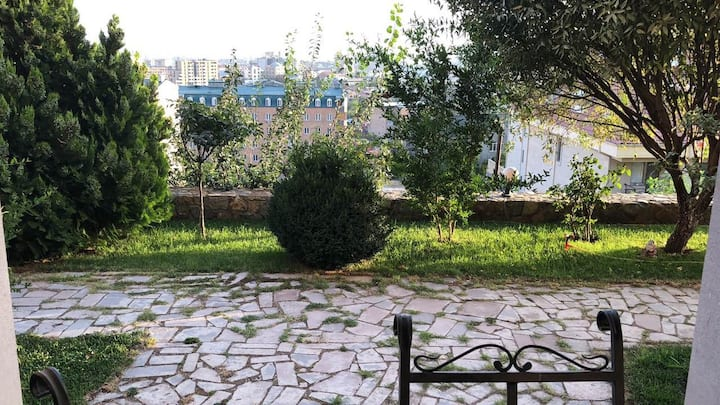 Windows to Ararat residential complex