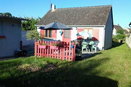 maison avec jardin - Léchelle