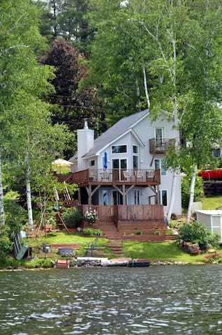 Looking for a weekend in Vermont on a lakefront? - Fair Haven - Ház