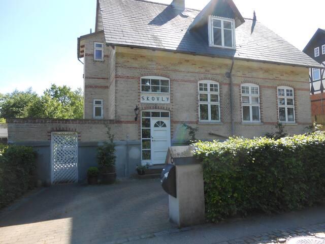 Centralt beliggende i Aalborg