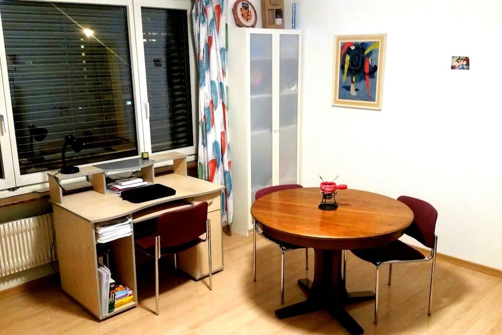 Studio part 1: Living room