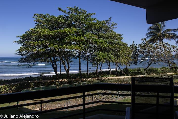 Ocean View / Beach Front 3 bdr Condo in Vega Baja - Vega Baja - Lyxvåning