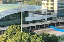 鲁迅故里 颐高广场 湿地公园 火车站近 电梯房