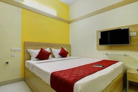 Anu Residency - 2BHK spacious rooms for  family