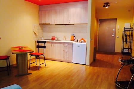Cosy & Fresh Apartment in Vilnius City - Wilno - Apartament